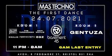 MasTechno Bristol: The First Dance tickets