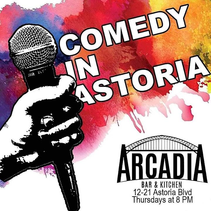 Comedy In Astoria image
