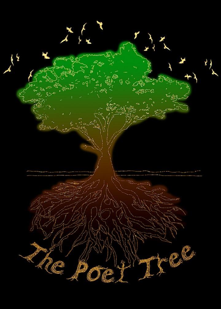 The poet tree open mic image