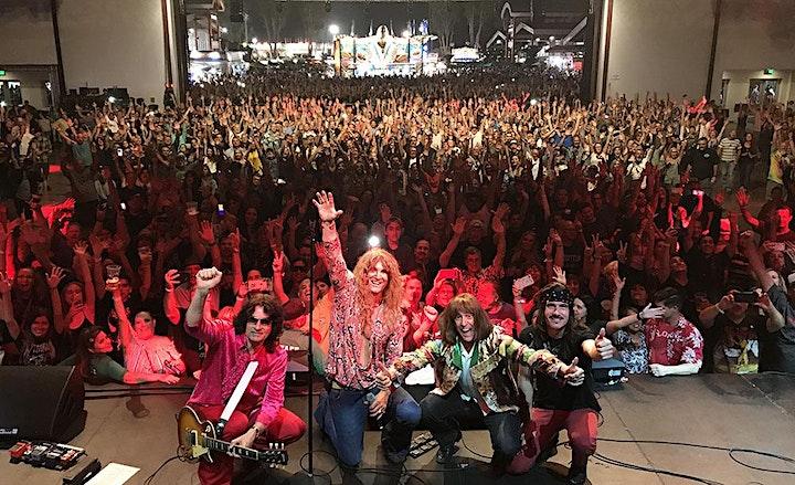 Zeppelin Live - The International touring LED ZEPPELIN tribute band! image