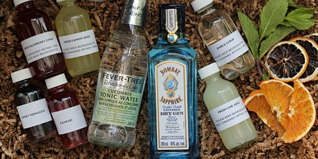 Shake it Up Saturday - GIN Virtual Classic Cocktail Workshop tickets