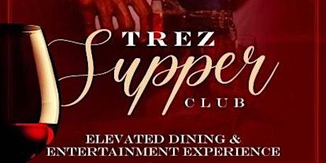 Trez Art and Wine Bar  Summer Supper Club Concert Series tickets