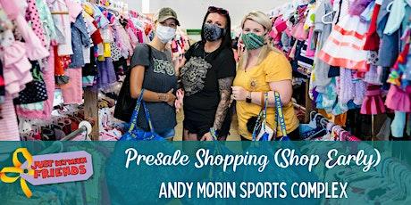 PRESALE SHOPPING (shop EARLY, 8/5) | JBF Folsom | Fall 2021 tickets