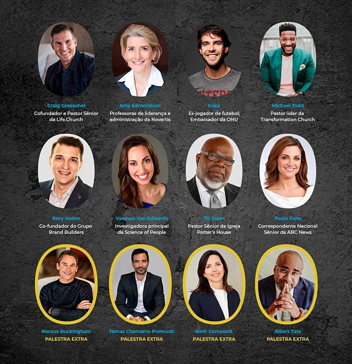 Imagem do evento The Global Leadership Summit | Hangar 7 Church