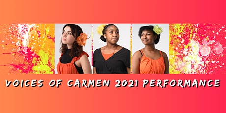 Voices of Carmen Performance - Eager Park tickets