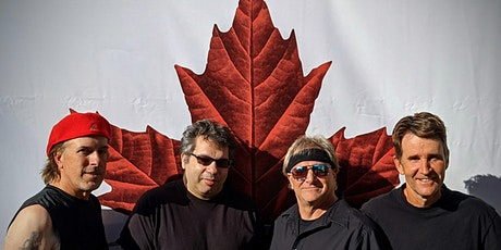 Canadian Red (Loverboy Tribute) LIVE @ Retro Junkie tickets
