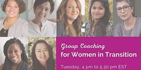 Group Coaching for Women in Transition tickets