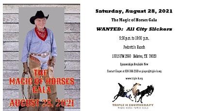 Magic of Horses Gala tickets