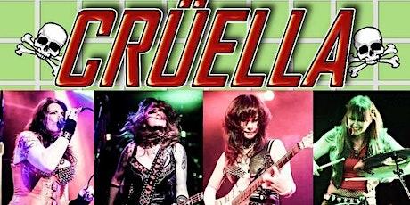 Cruella (All Girl Tribute to Motley Crue) LIVE Inside Retro Junkie tickets