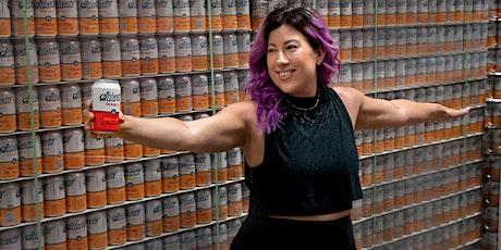 Hops & Flow Beer Yoga at Atlanta Brewing Co tickets
