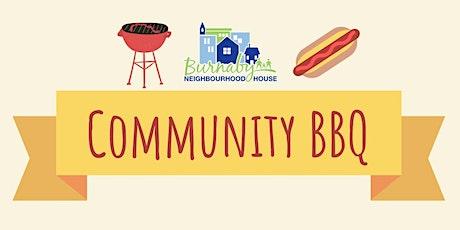 BNH Community BBQ tickets