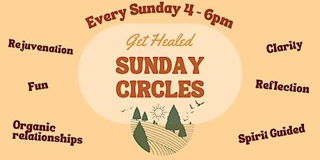 Get Healed: Sunday Circles tickets