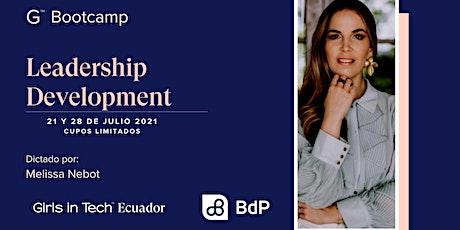 Woman Leadership Development - Bootcamp by Girls in Tech entradas