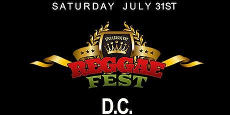 Reggae Fest D.C. Dancehall Vs. Soca  at Bliss Washington, D.C. tickets