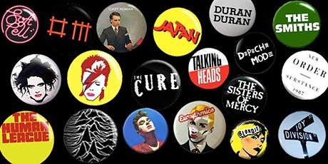 MUSIC FOR THE MASSES - DARK 80s NEW WAVE NITE tickets
