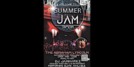 HPM Entertainment Summer Jam 2021 tickets