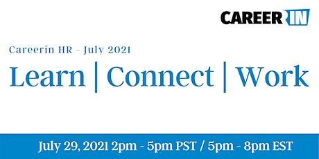 Careerin HR - July 2021 tickets