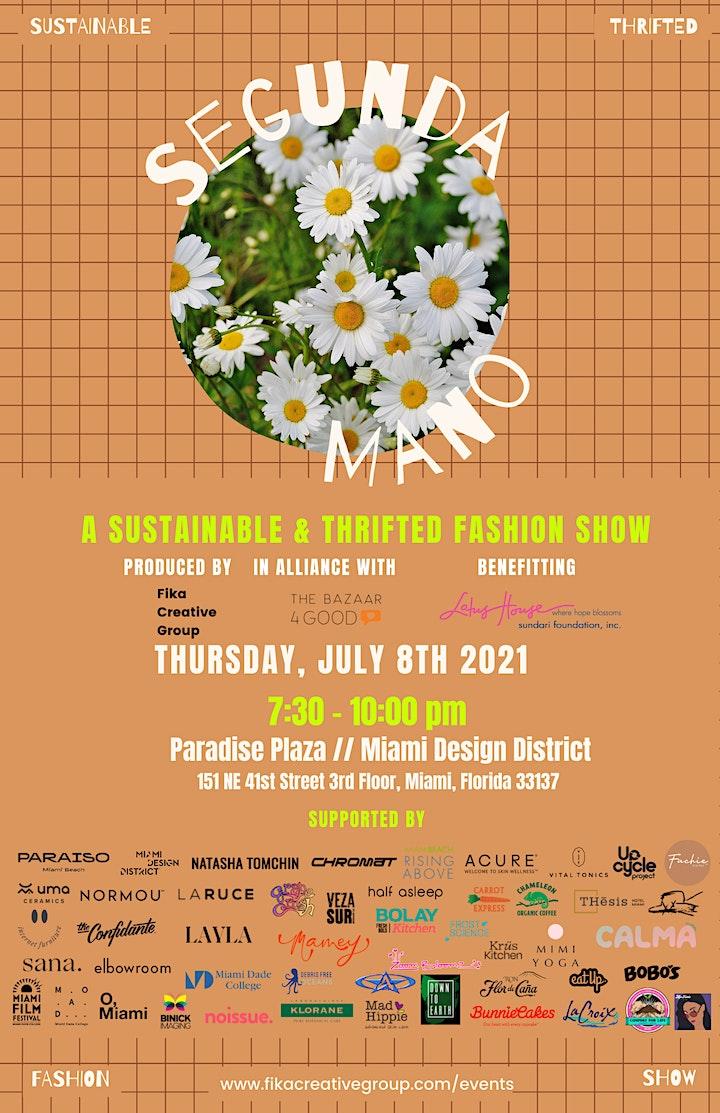 Segunda Mano Thrifted & Sustainable Fashion Show image