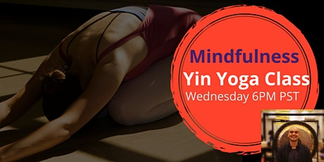 Mindfulness Yin Yoga Class tickets