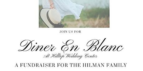 Diner en Blanc Fundraiser for Gavin Hilman & Family tickets