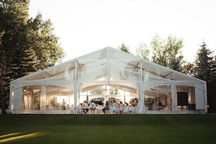 Diner en Blanc Fundraiser for Gavin Hilman & Family image