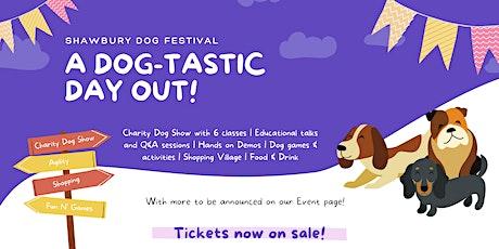 Shawbury Dog Festival tickets