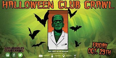 LOS ANGELES HALLOWEEN COSTUME CLUB CRAWL - OCT 29th tickets