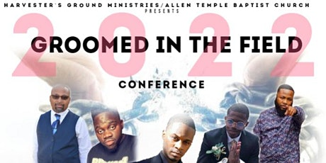 """""""Groomed In The Field"""" Spring Conference 2022 tickets"""