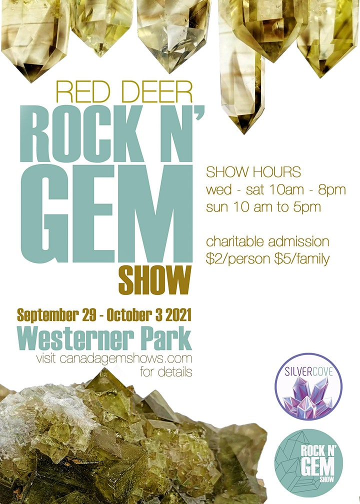 Red Deer Rock N' Gem Show image