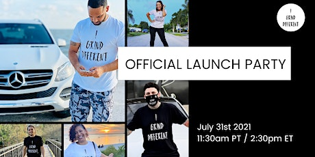 OFFICIAL LAUNCH PARTY FOR I GRIND DIFFERENT COMMUNITY tickets