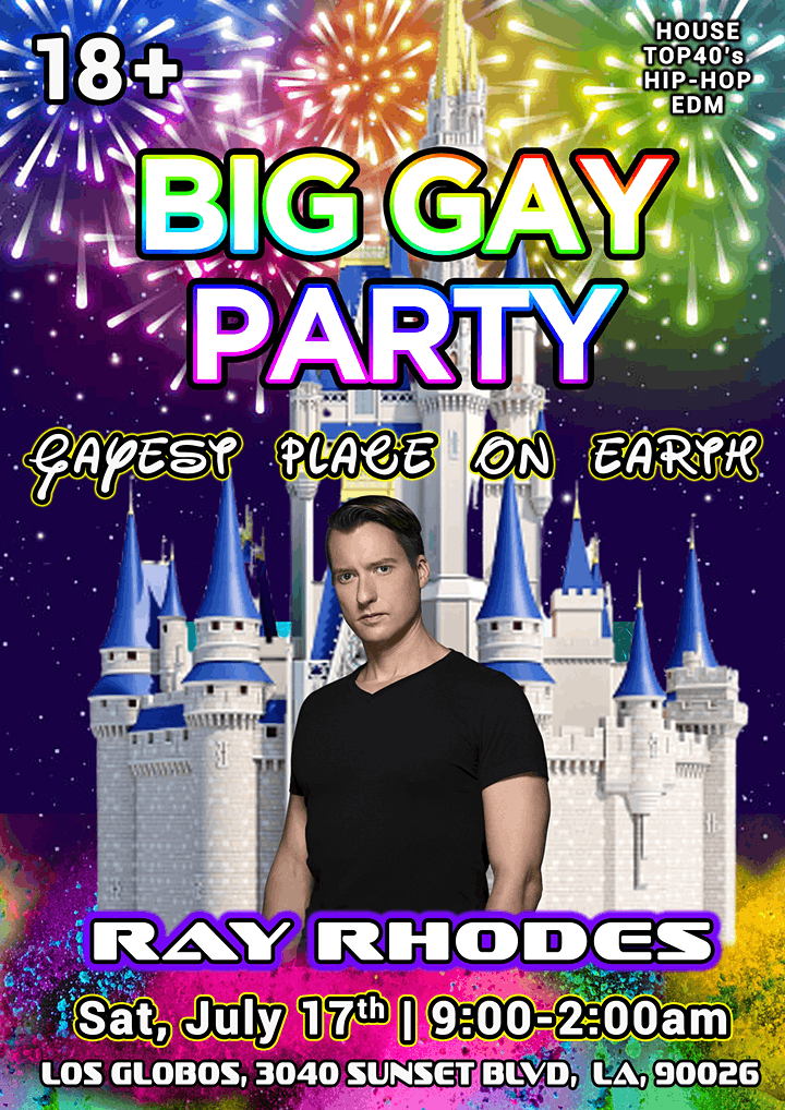Big Gay Party: Gayest Place on Earth image