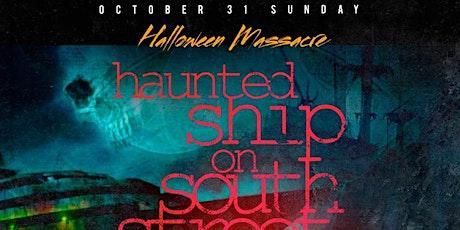 Halloween  Massacre Yacht Party tickets