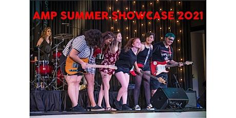AMP 2021 Summer Camp  Showcase tickets