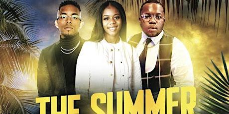 The Summer Revolution tickets