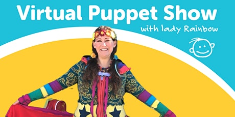 Lady Rainbow Disability Pride Month Puppet Show tickets