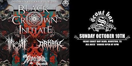 BLACK CROWN INITIATE - Doomed Escape Tour 2021 tickets
