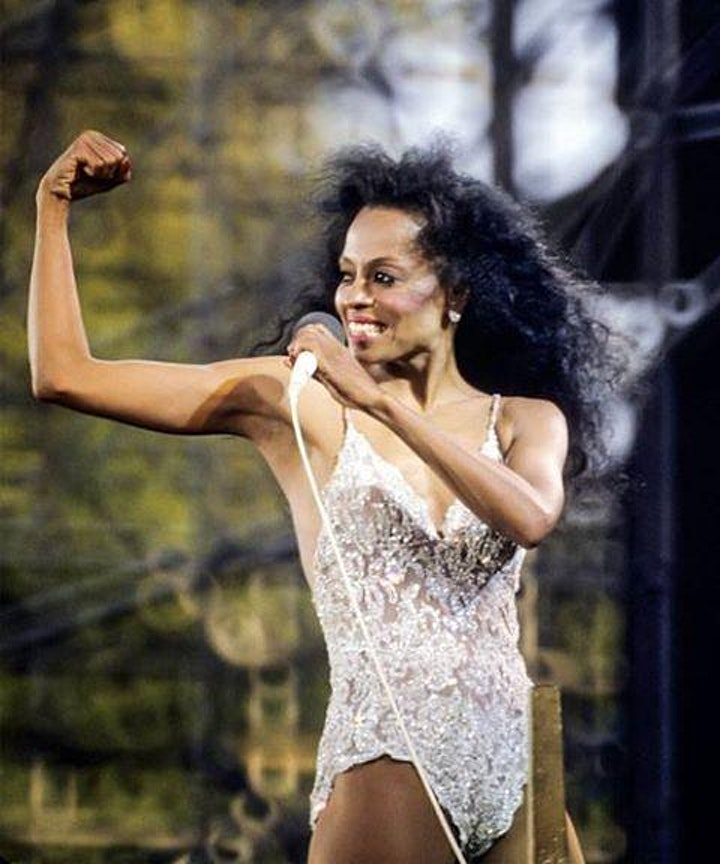 Diana Ross 1983 Central Park Concert - Music History Livestream (12PM EDT) image