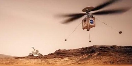 Discovering Mars, Andy Fraknoi, LiveStream Science tickets