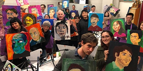 Paint And Sip: Paint Partners | Melbourne Painting Class tickets