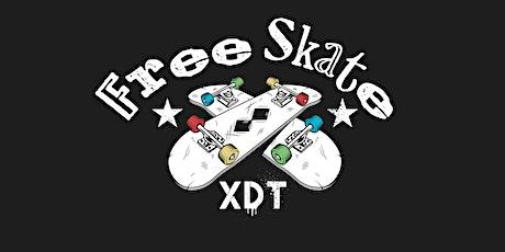 XDT: Free Skate #6 tickets
