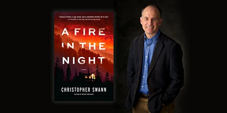 Christopher Swann | A Fire in the Night tickets