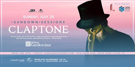 Claptone: the Sundown Sessions tickets