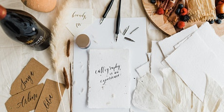 Intro to Modern Calligraphy at Hearth & Soul ATX tickets