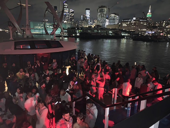 HALLOWEEN BOOZE CRUISE PARTY CRUISE NEW YORK CITY VIEWS  & VIBES image