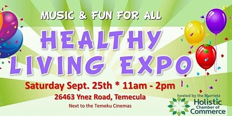 Healthy Living Expo tickets