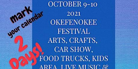 50th Annual Okefenokee Festival tickets