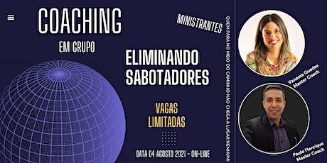 COACHING EM GRUPO bilhetes