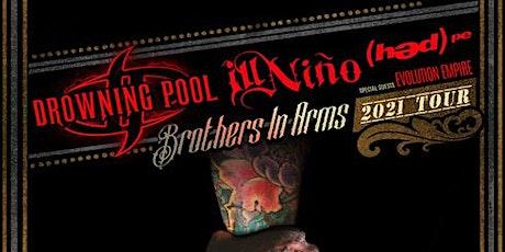 Drowning Pool / ILL NINO tickets