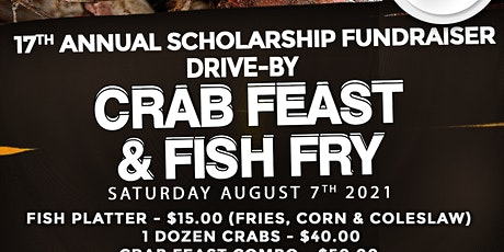 17th Annual Scholarship Fundraiser - UL21's Crab Feast & Fish Fry tickets