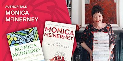 Author Talk: Monica McInerney